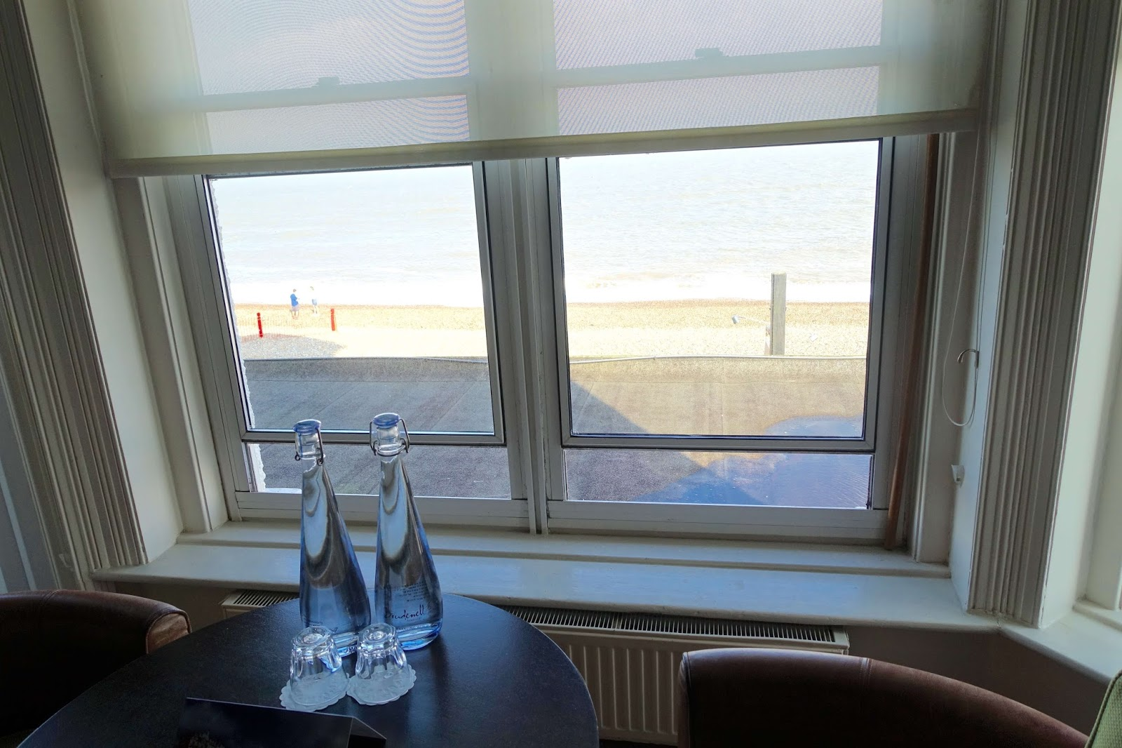 sea-facing room at the brudenell hotel