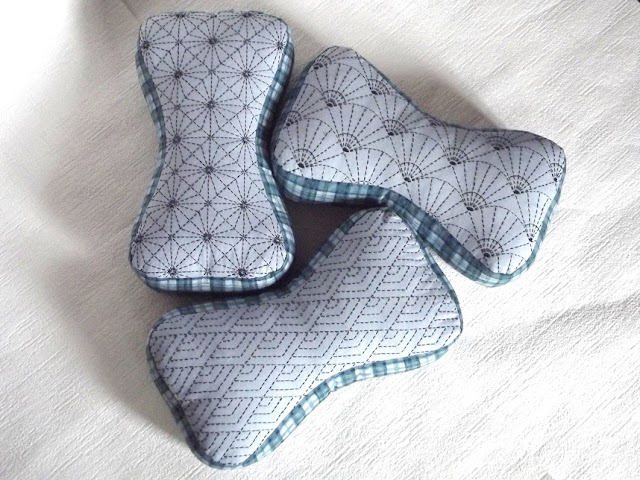 вышивка сашико
