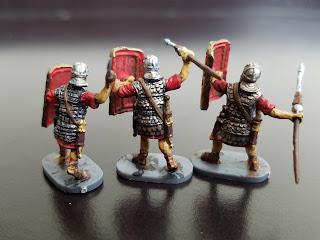 Caesar Roman Legionary Set II