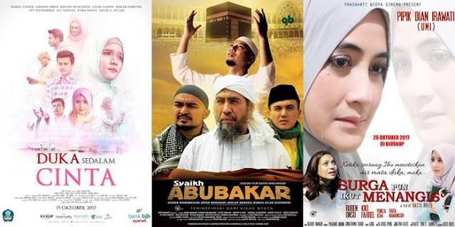 Film Islami Indonesia Terbaik terbaru, film religi indonesia