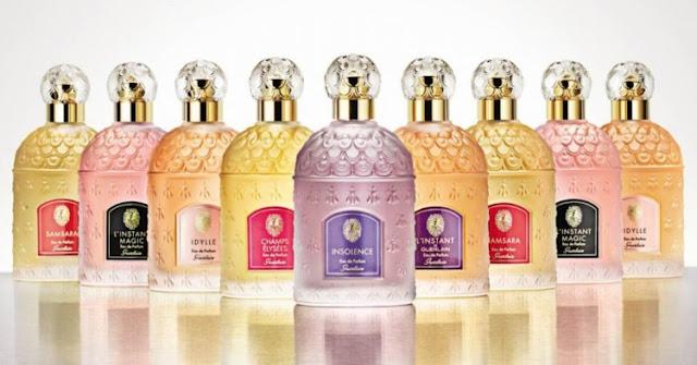 Insolence Eau de Parfum w nowej butelce