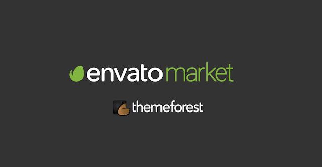 Jasa Order dan Deposit di Envato Market