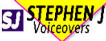 Stephen J Voiceovers