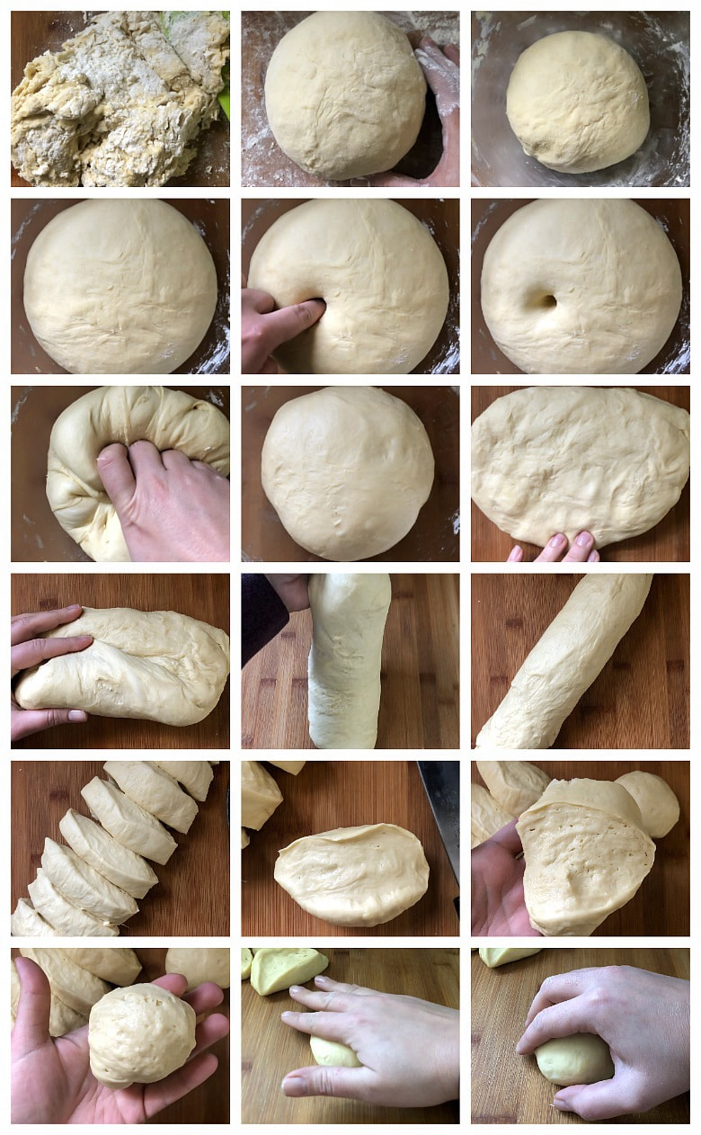 Everything Bagel Dinner Rolls #Recipe