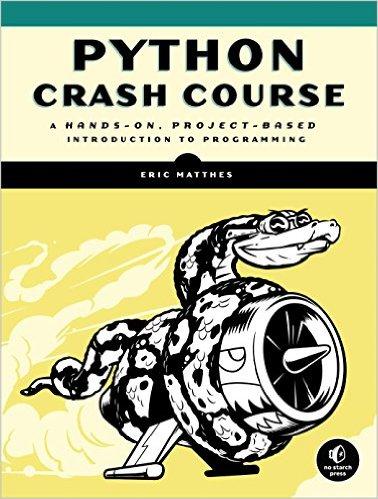 Libro Python Crash Course