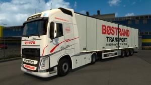 Combo Pack Bøstrand Transport