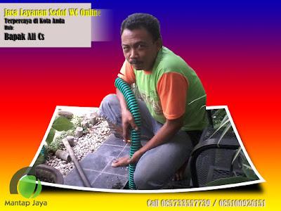 Jasa Sedot WC/Tinja Surabaya 085733557739