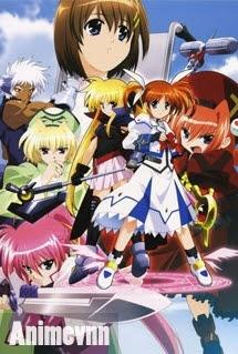 Mahou Shoujo Lyrical Nanoha SS2 -  2013 Poster