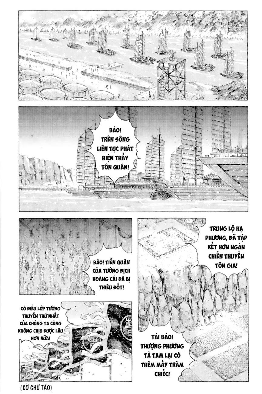 Hỏa phụng liêu nguyên Chương 414: Phong hỏa Xích Bích [Remake] trang 1