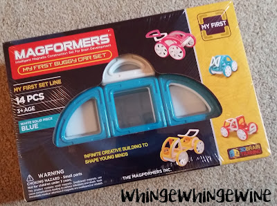 Magformers my first buggy car kit