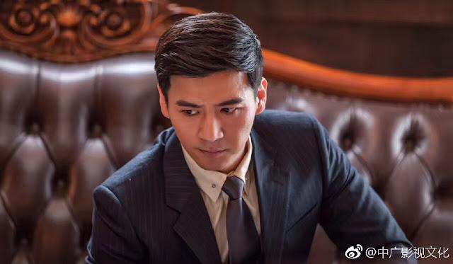 Liang Jian Chinese war drama Shawn Wei