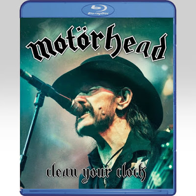 Motorhead - Clean Your Clock - dvd - 2016