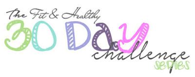 Minggu Terakhir 30 Days Fit & Healthy Challenge