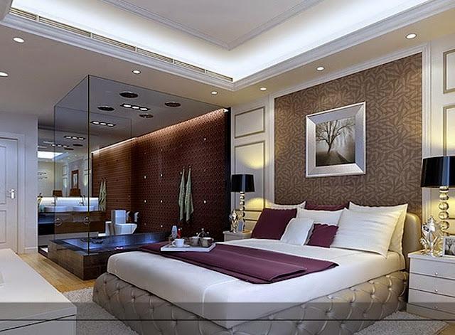 Tips Renovasi Kamar Tidur Utama dengan Kamar Mandi