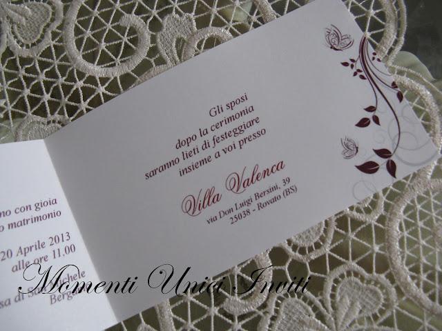 IMG_5415 Partecipazioni mod. Simplicity in bordeaux e TiffanyColore Bordeaux Colore Tiffany Partecipazioni low cost