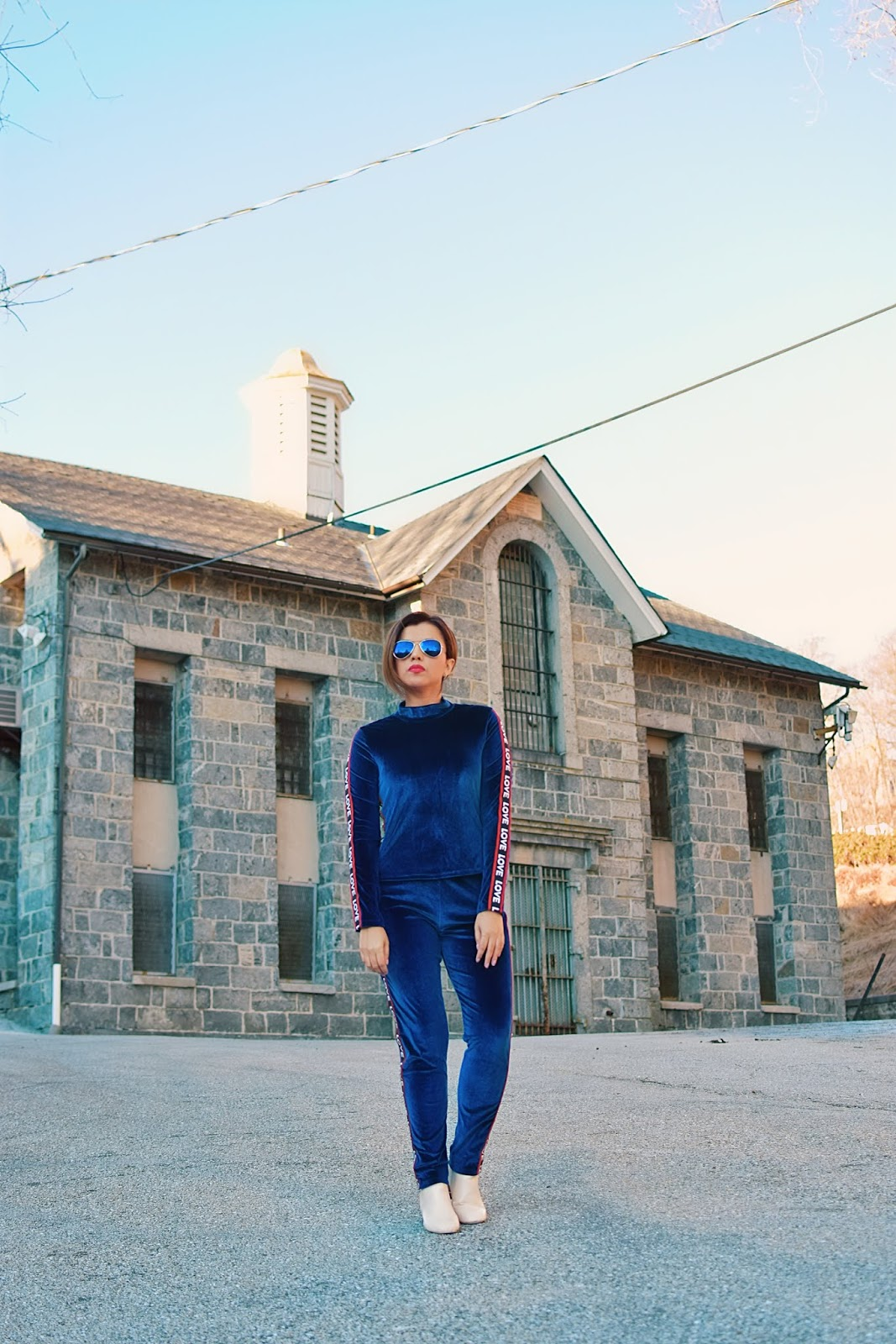 Blue Velvet by Mari Estilo-Look of the day-fashionblogger-shein-streetstyle-travelblogger-dcblogger-traveller-instagrammer-youtuber-travelblog-