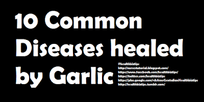 Medicinal use of Garlic