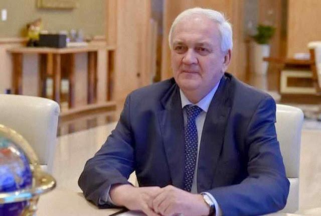 Serguei Smirnov exigiu o confisco das redes sociais para evitar informações não conformes à vontade do dono do Kremlin