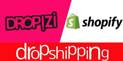 5 bonnes raisons de prendre DROPIZI par rapport à SHOPIFY pour votre business Dropshipping