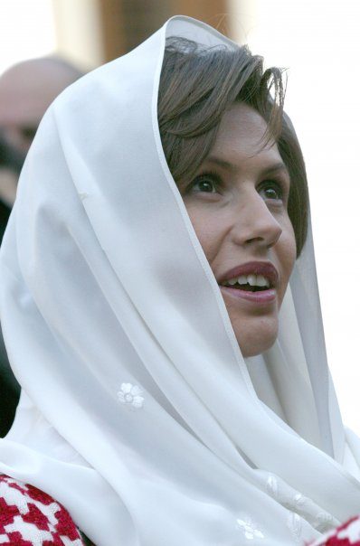 "THAT HOPEY-CHANGEY THING: Asma al-Assad: ""A Rose in the ..."