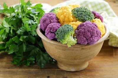 الخضروات الصليبية مفيدة للكبد