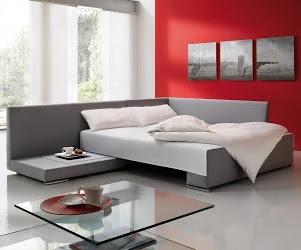 +50 modern folding sofa bed design ideas for living room furniture 2019