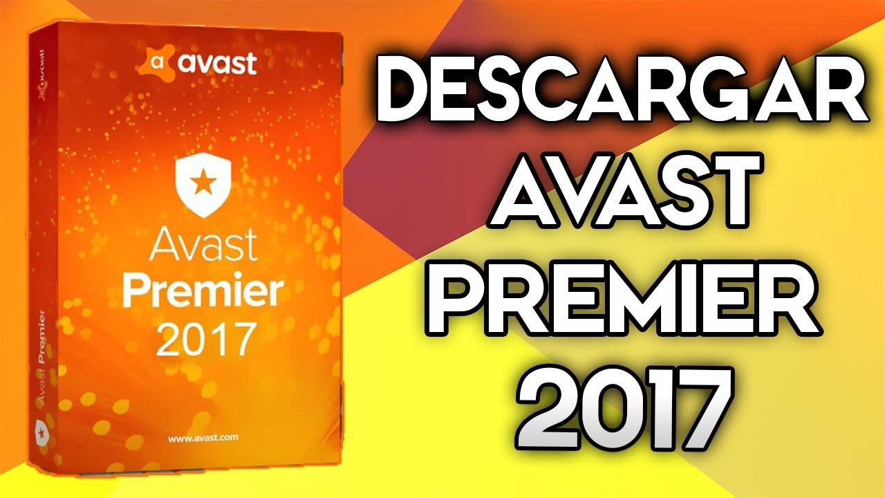 licencia para avast premier 2017