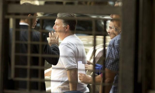 Anthony Garotinho é preso no Rio de Janeiro