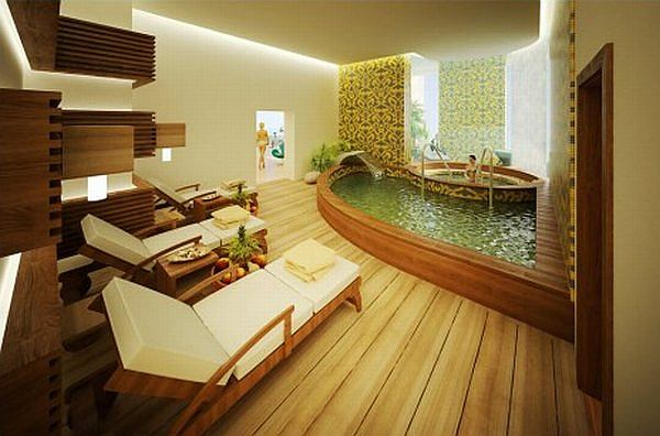LUXURY RELAXING BATHROOM DESIGN