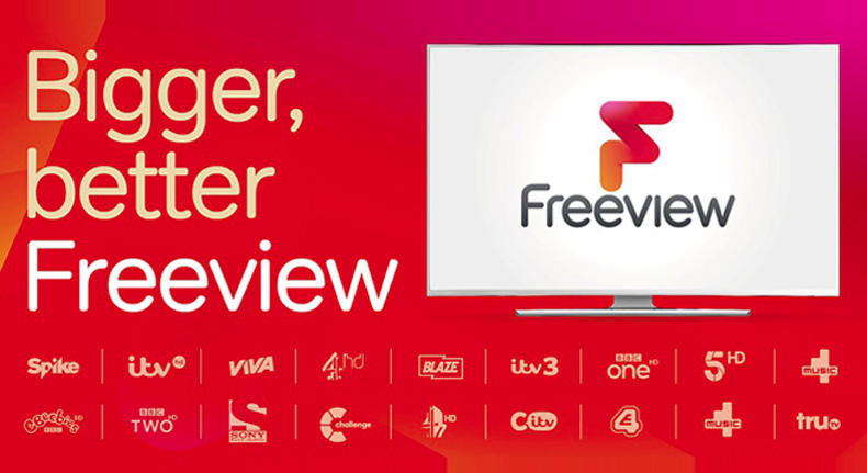 Freeview TV signal Hack crossed the UK