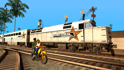Grand Theft Auto: San Andreas for iPad and iPhone