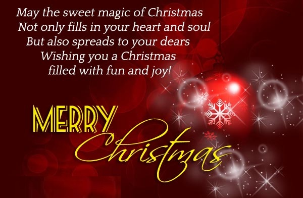 Merry Christmas Day Quotes 2017 {Merry Christmas Wishes} :