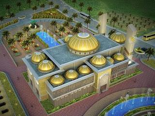 kampung kurma sultan saladin