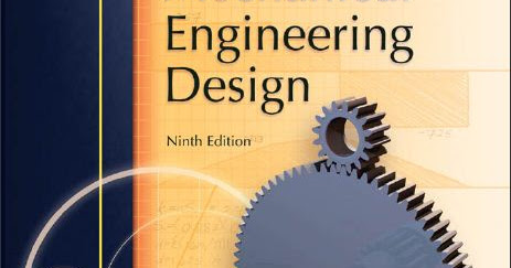 Mechanical Engineering Design-Ninth Edition by Richard G. Budynas & J. Keith