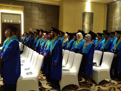 Liputan wisuda STT Bandung ke-13