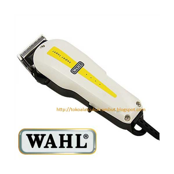hair clipper wahl super taper classic series