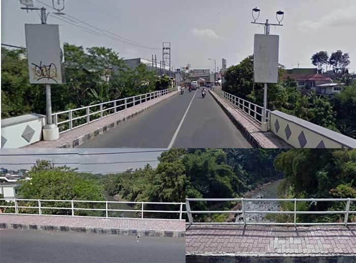 Sejarah Berdirinya Kafe Kolong di jembatan mastrip jember