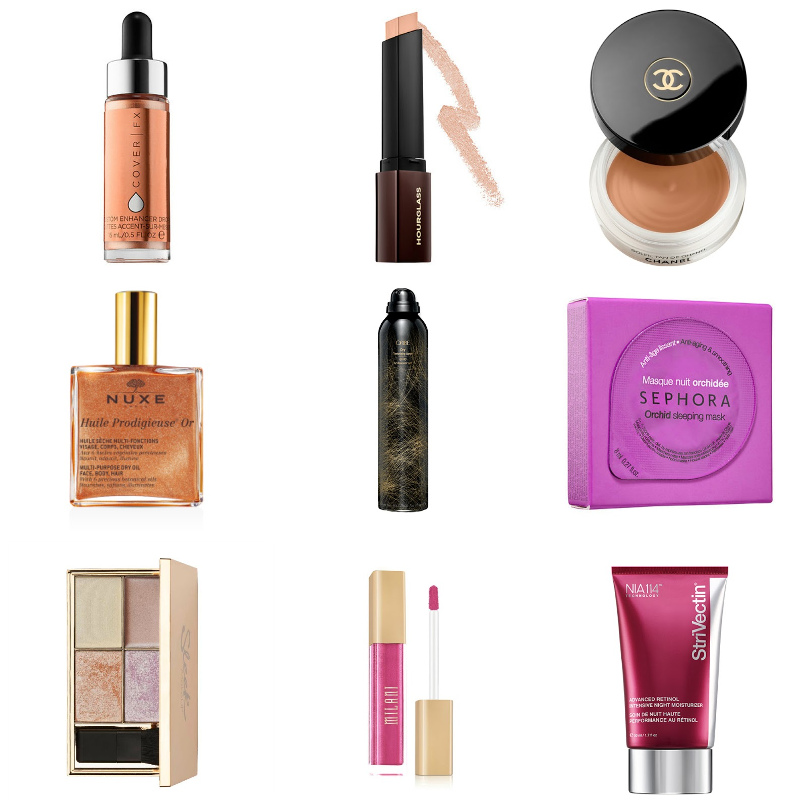 Beauty and Skincare Wishlist / Life in Excess Blog