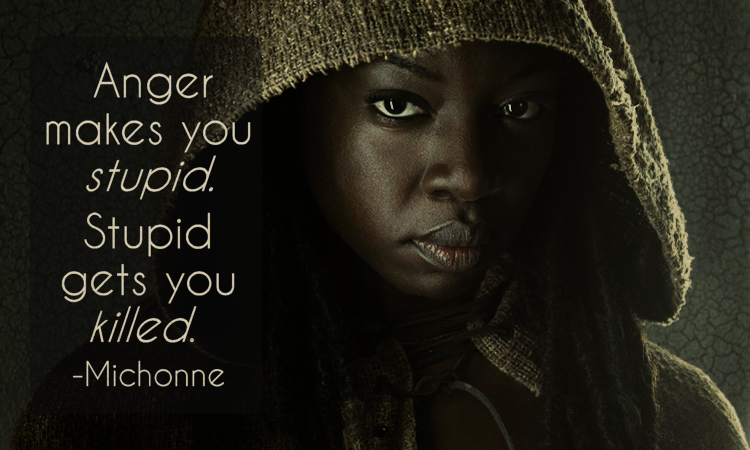 The Walking Dead Quotes Michonne