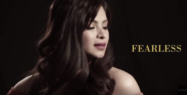 Watch The Daring Yet Empowering Avon Fragrance Video Featuring Angel Locsin!