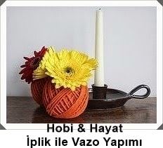 Hobi Vazo Modelleri