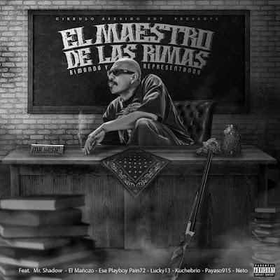 Mr Yosie Lokote - El Maestro De Las Rimas