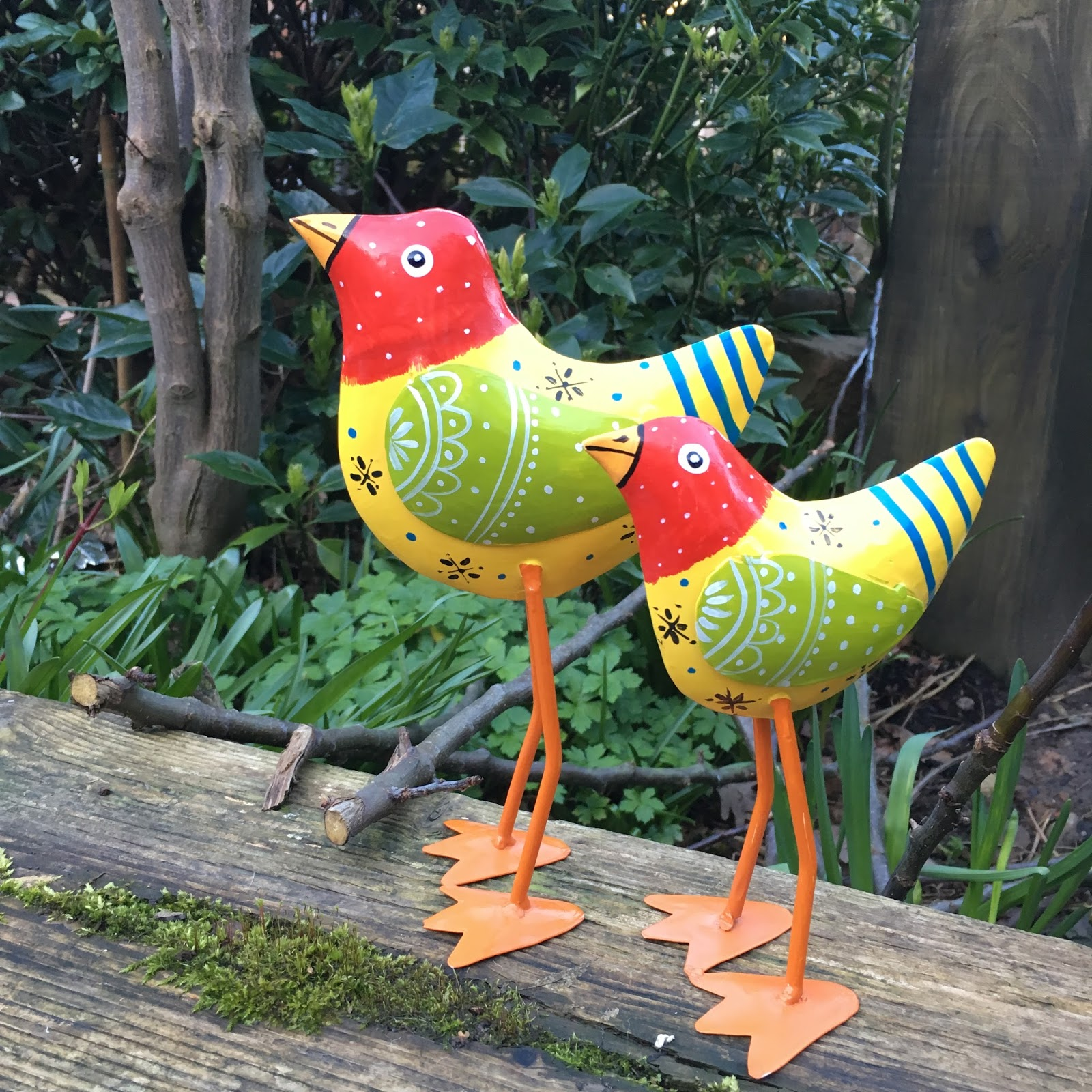Ruddick garden gifts for Quirky ornaments uk
