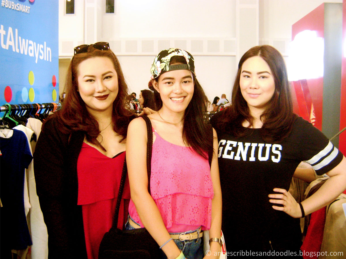 Bloggers United: Stacy and Danah Gutierrez