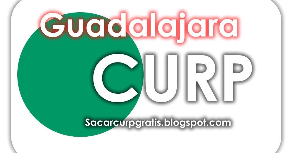 Clave Curp En Guadalajara En Linea Curp Consultar Tramitar