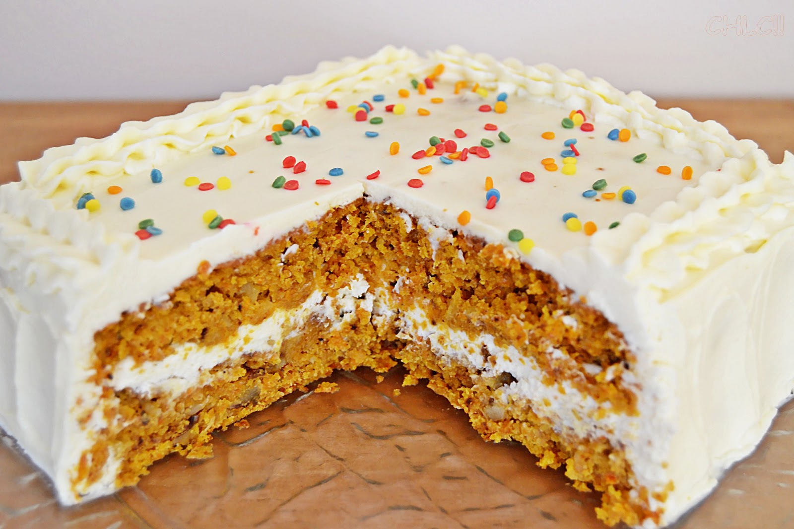 Carrot Cake As Comfort Food