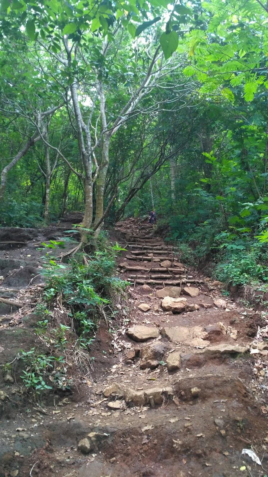 trek pendakian penanggungan