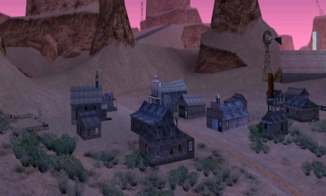 Misteriosas casas de GTA San Andreas