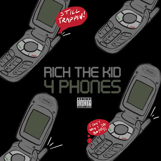Rich The Kid - 4 Phones (Single) [iTunes Plus AAC M4A]
