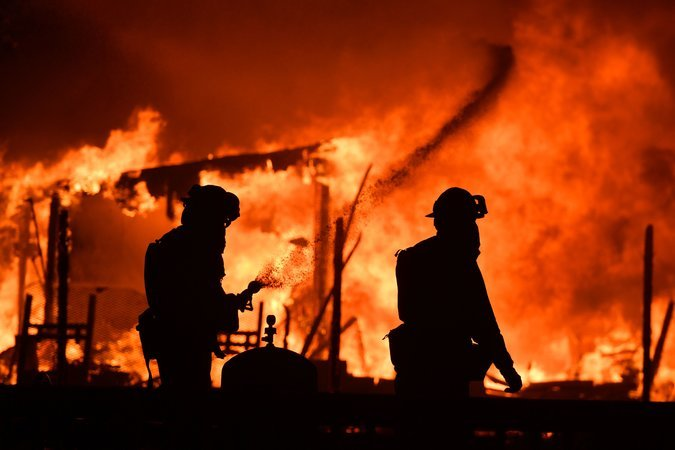 Lake Mendocino Napa Nevada Orange Sonoma And Yuba Counties Saying The Fires Had Damaged Critical Infrastructure Threatened Thousands Of Homes